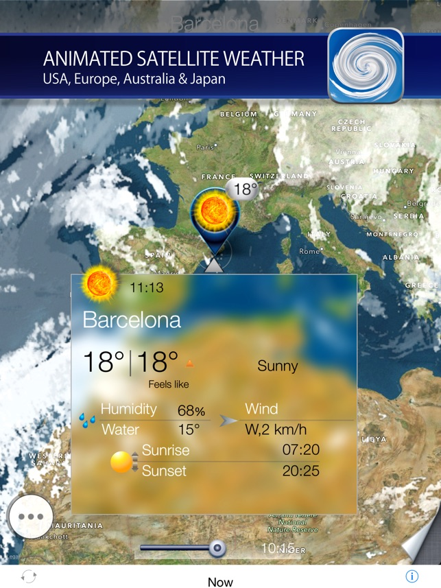 Weather Plus bundle local and global weather