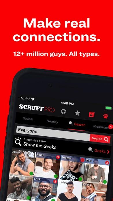 scruff app free trial