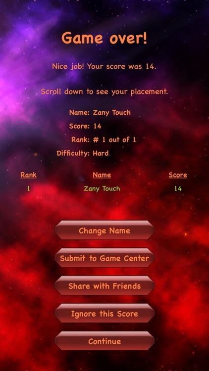 Zany Touch Lite screenshot-6