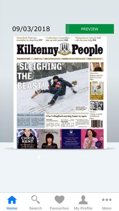 Kilkenny PeopleScreenshot of 1