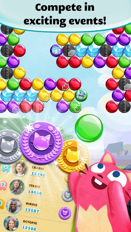 Bubble Mania™ screenshot-4