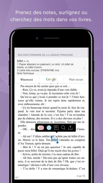 Kobo by Fnac screenshot-3