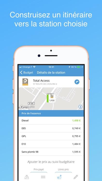 Gaspal - Prix de l'essence screenshot-3