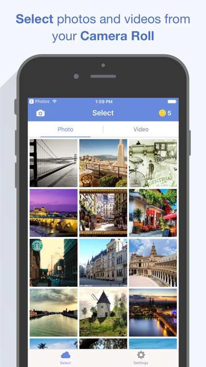 Sneakaboo Save - snap photo editor & save to share
