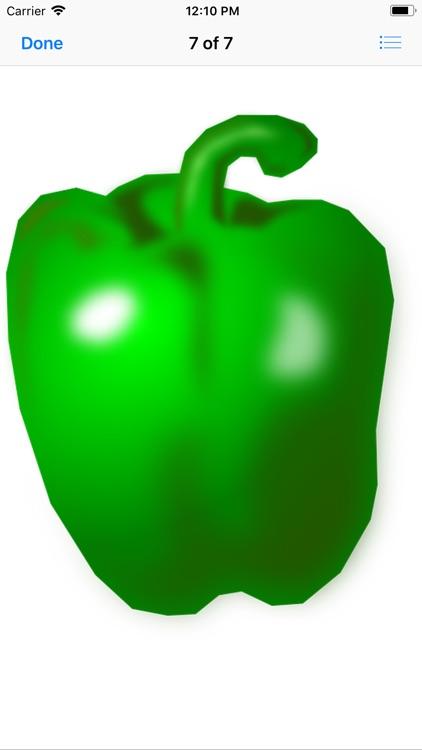 Bell Pepper Stickers screenshot-5