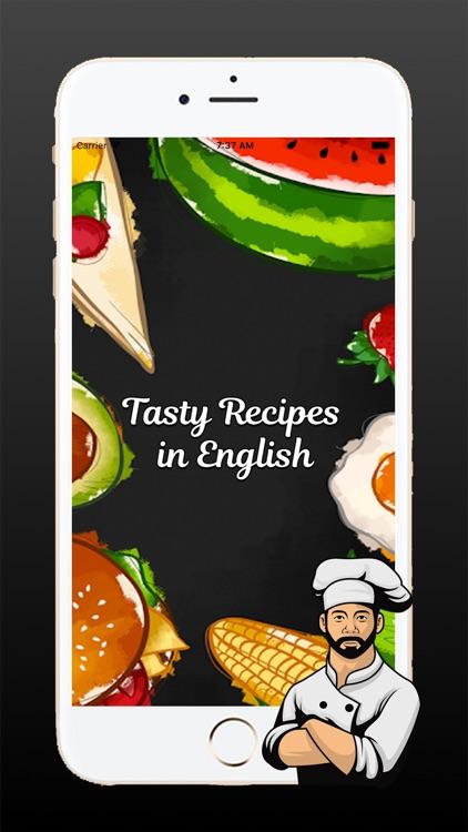 Tasty Recipes in English