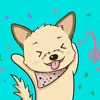 Dog Stickers by Woof Warehouse - iPhoneアプリ