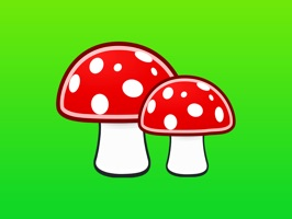 Enhance your messages with Mushroom Stickers