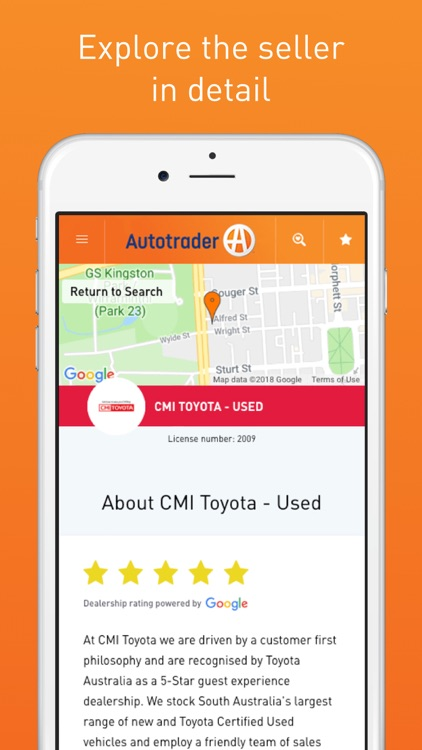 Autotrader - Buy and Sell Cars
