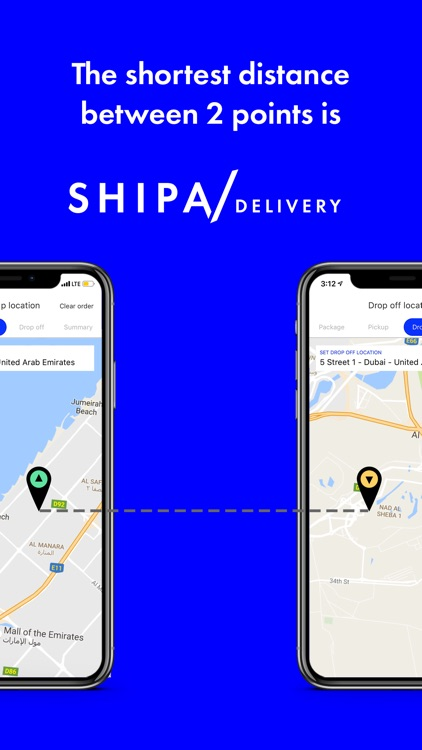 Shipa delivery