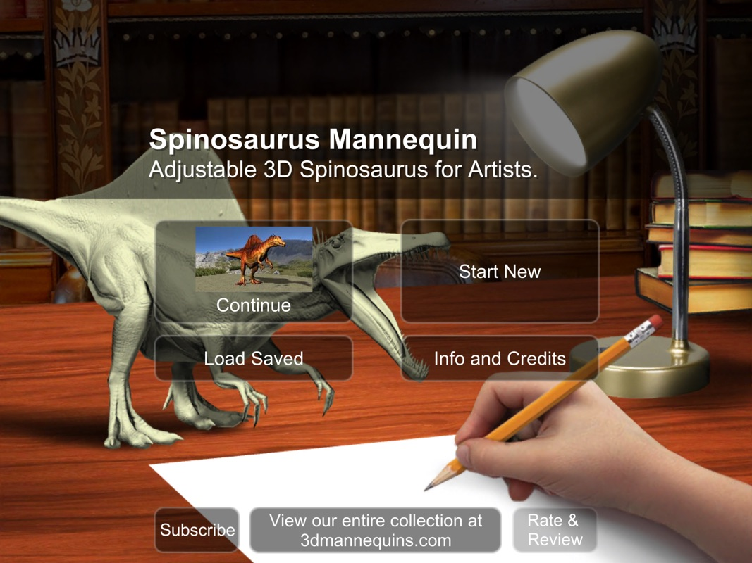 Spinosaurus Mannequin - Online Game Hack and Cheat