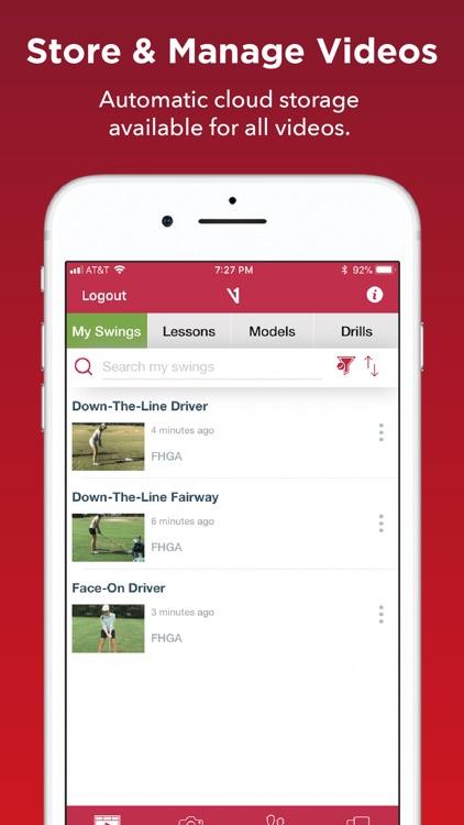 V1 Golf screenshot-3