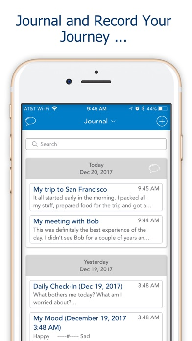 habits morning routine tracker app data review productivity