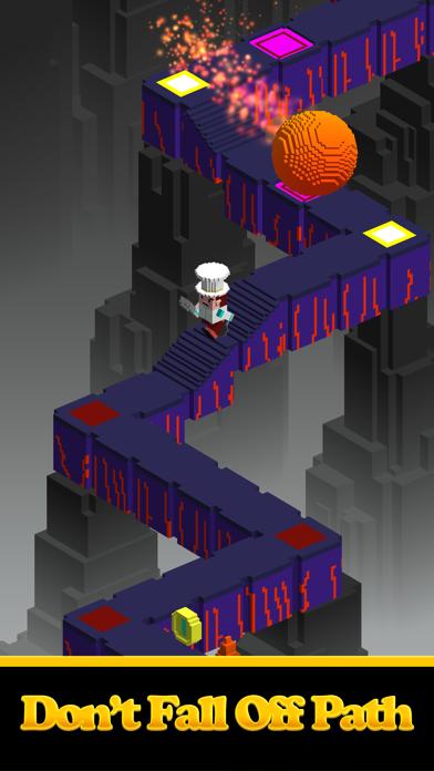 Chef Jeffy Run 3D screenshot three