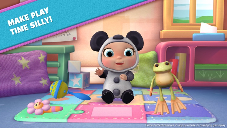 Doc McStuffins: Baby Nursery screenshot-2