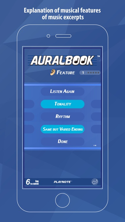 AURALBOOK for ABRSM Grade 6 HD screenshot-6