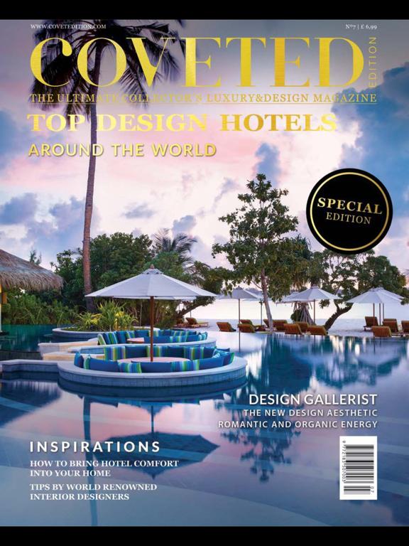 CovetED Magazine screenshot 6