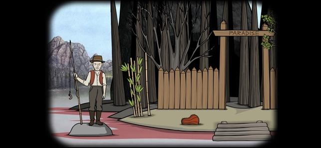 Rusty Lake Paradise Screenshot