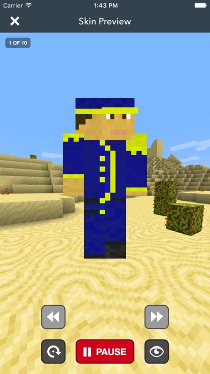 Premium Skins - for Minecraft screenshot-3