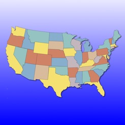 United States Map Quiz on the App Store