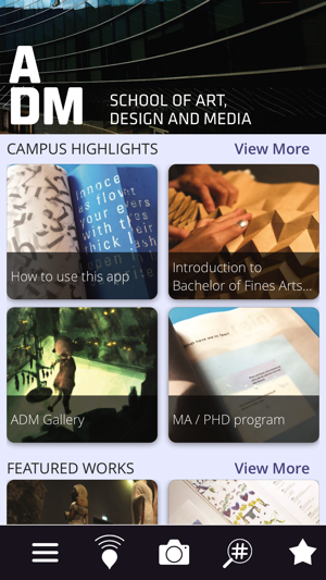 ADM on the App Store