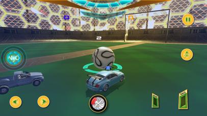 Rocket Ball Cars League app image
