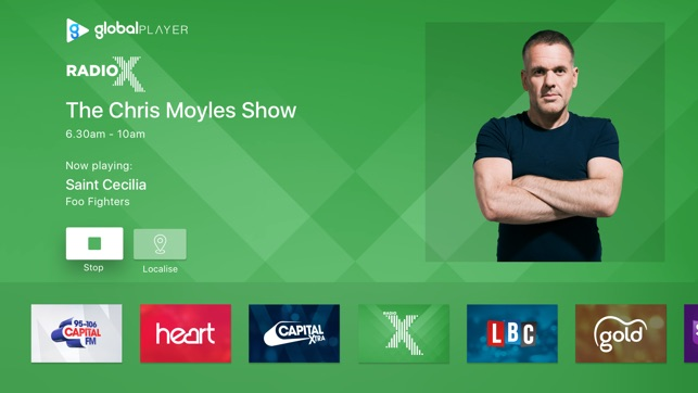 Global Player-Radio & Podcasts on the App Store