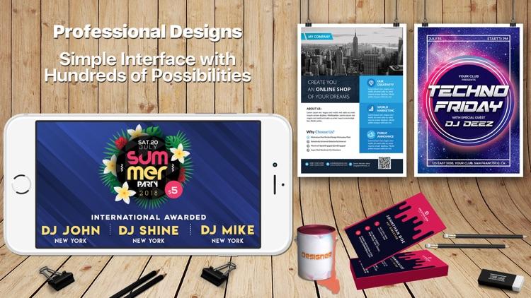 Design & Flyer Creator Pro