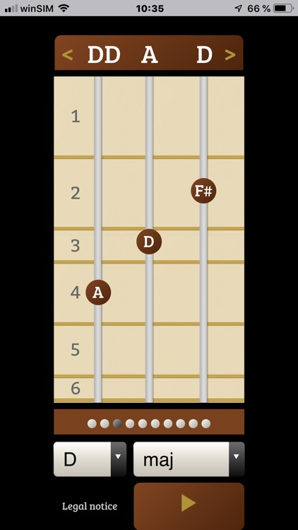 Dulcimer Chords