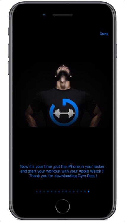 Gym Rest screenshot-5