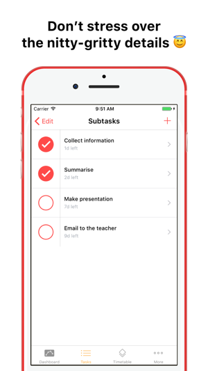 The Homework App On The App Store Screenshots