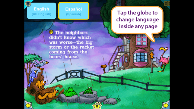 ‎In A Fight, Berenstain Bears Screenshot