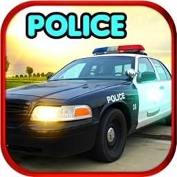 Police Car Driver Sim 2018