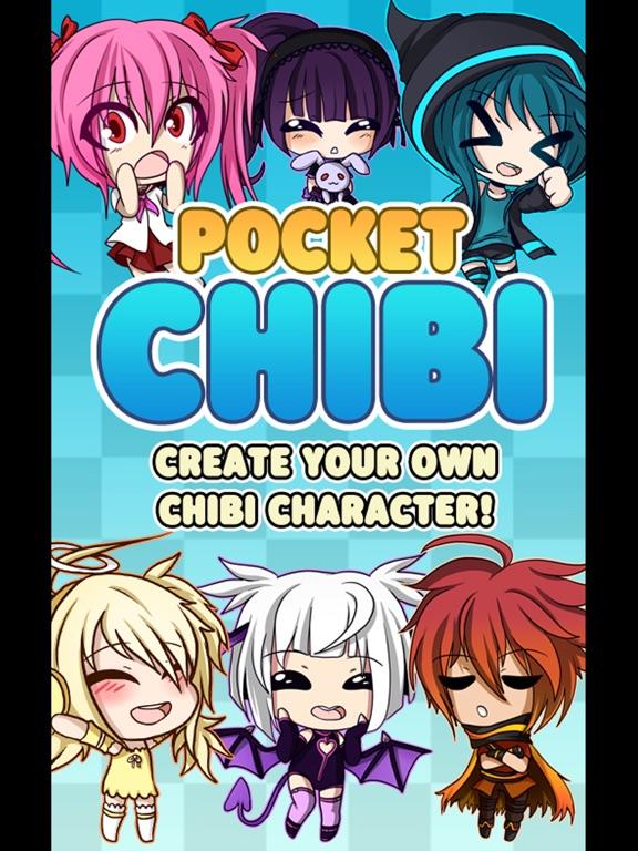 Pocket Chibi - Anime Dress Up screenshot 6