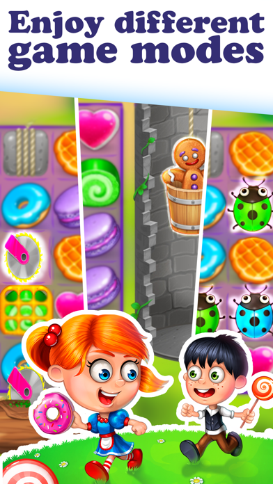 Ginger Story screenshot 5