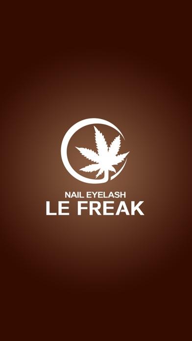 Screenshot for LE FREAK(ネイル&まつ毛サロン) in United States App Store