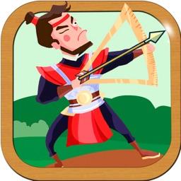 弓箭手大乱斗-最好玩的对射游戏
