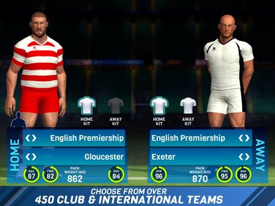 Скачать Rugby Nations 18