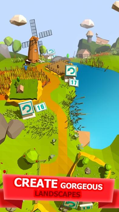Puzzle Islands screenshot 1