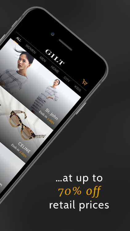 Gilt - Shop Designer Sales