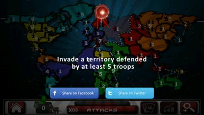 Rise Wars (strategy & risk)Screenshot von 5