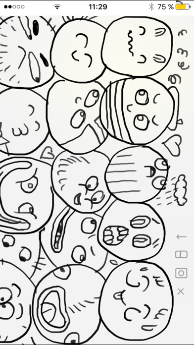 Doodle Drawing Pad screenshot one