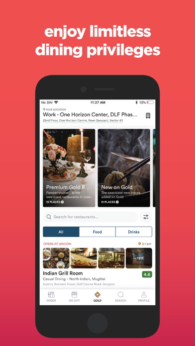 Zomato - Food & Restaurants Preview 5