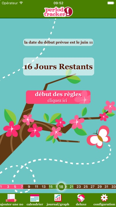 download Calendrier Feminin Lite apps 3
