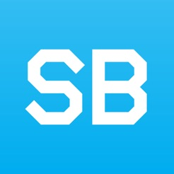 Via Itunes.com [Image description: StudyBlue app logo, a white letter 'S' and 'B' against a blue backdrop.]