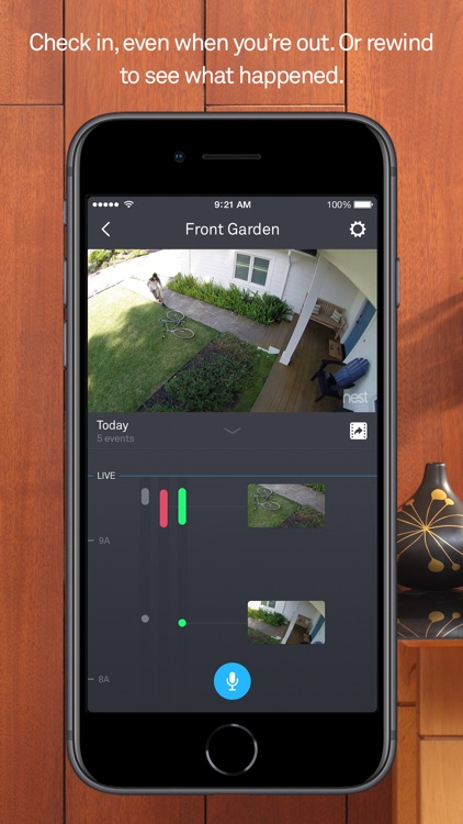 Nest - Your home in your hand screenshot-3