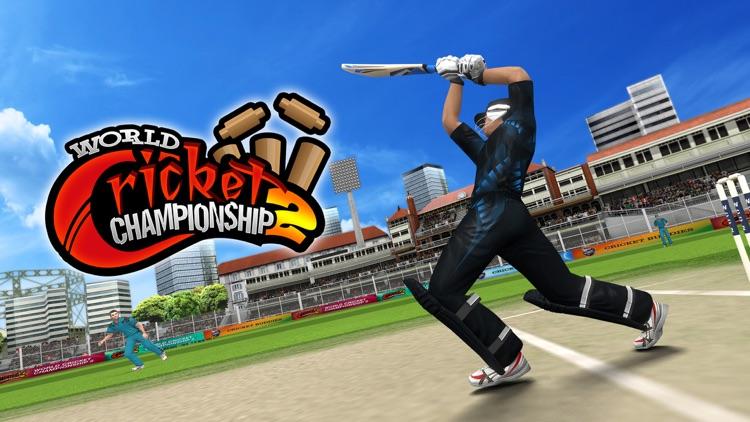 World Cricket Championship 2 screenshot-0