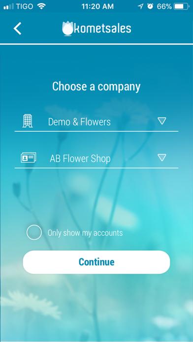 messages.download Komet Sales E-commerce software