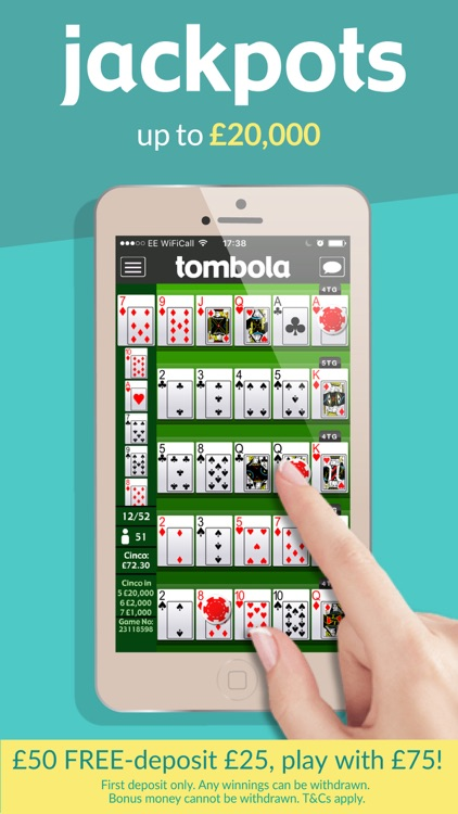tombola bingo screenshot-4