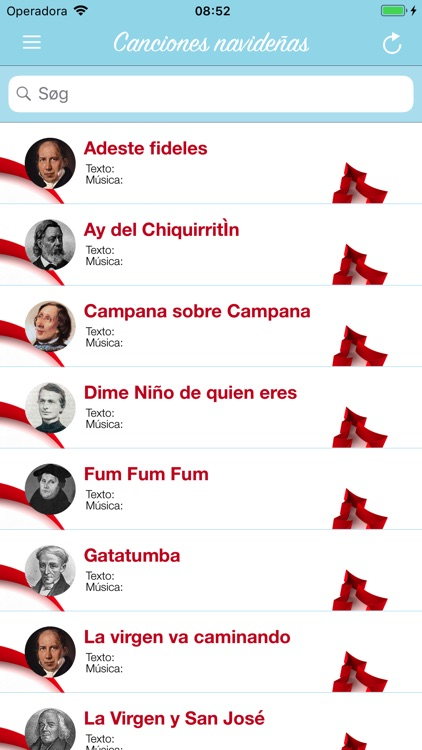 Spanish Christmas Songs screenshot-1